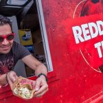 Redd's Taco Truck at Pat Deon Beverages