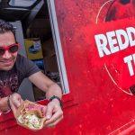 Redd's Taco Truck at Pat Deon Beverages